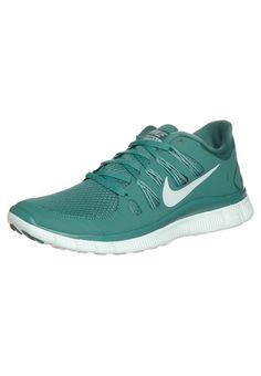 best service 47dd7 d8abd Magasin pas cher Vert Nike Free 5.0+ Chaussures de course Femmes Nombre De  Style 113139 Pas Cher en Ligne