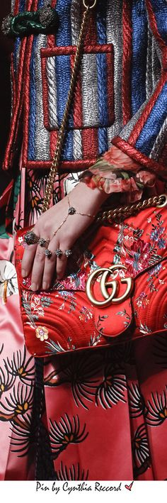 Gucci   SS 2017 RTW collection   cynthia reccord