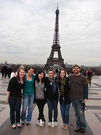 Travel courses in School of Journalism