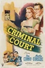Lev Stepanovich: WISE, Robert. Juzgado criminal (1946)