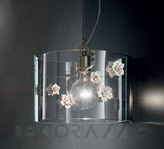 Светильник  потолочный подвесной Ferroluce Recanati, C1274 SO