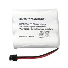 Uniden Replacement BT-905 cordless phone battery by Uniden. $6.99. The home phone is the cornerstone of personal communications. Keep your Panasonic, Sony, or Uniden cordless phone in good working order with a NiCd battery from batteries.com. We will keep you connected with a quality product at a good price. High Quality Cells Rechargeable and eco-friendly Affordably priced