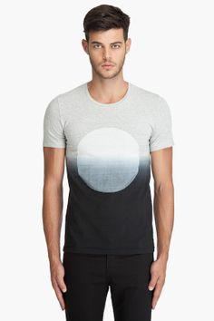 did dye circle shirt - robert geller