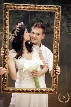 Casamento na praia Fotografia: DG Imagem www.guianoivaonline.com.br #guianoiva #noiva #casamento #praia #casamentonapraia