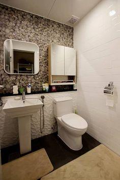 형가들하우스: 로이하우스의 화장실