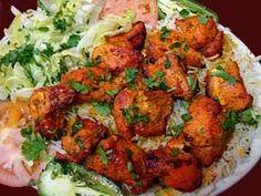click for to your liking Food: Murg kabab mughlai