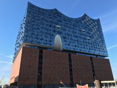 Elbphilharmonie Skyscraper, Multi Story Building, Louvre, World, Travel, Music, Hamburg, Travel Report, Viajes