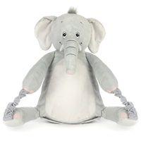 ELEPHANT Kids Animal Rucksack, Blanket & Cuddly Toy