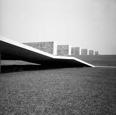 lucien clergue photography | ... Congrès et les bâtiments ministériels, 1963© Lucien Clergue - 2013