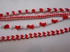 101 Macrame Bracelet Patterns, Macrame Bracelets, Hobbies And Crafts, Diy And Crafts, Felt Magnet, Crochet Accessories, Plexus Products, Crochet Flowers, Friendship Bracelets