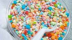 Dippin' Dots, the momentarily dead but then thankfully resurrected novelty ice cream, are fun to eat. But the flavors are, well, a little childish? Wouldn't you rather make dots that taste great and help numb yourself to the world? Of course you would. Right this way.
