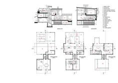 Plans and Sections in Sketchup