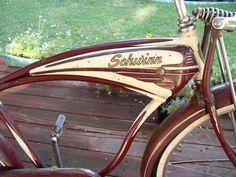 Crucero de tanque schwinn vintage