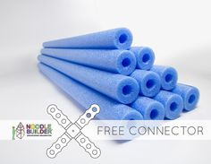 239 Best Pool Noodles Many Uses Images On Pinterest Pool