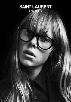 Would not mind these Saint Laurent frames at all. Maybe something for fall.