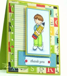 Whimsy and Stars Studio Stamps: Back to School! Welcome Fall!