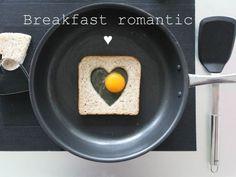 Petit déjeuner romantique saint valentin, my cooking blog