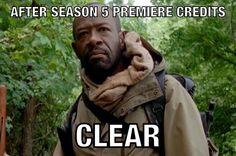 Morgan's Back!