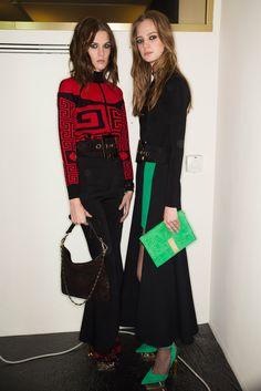 Versace Fall 2015 Ready-to-Wear - Beauty - Gallery - Style.com