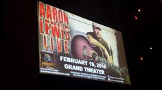 Aaron Lewis-HELL OF A SHOW!! 2-19-16 Choctaw Casino Durant, Ok