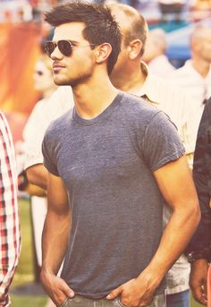 Taylor Lautner, I love you