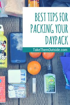 Here are 7 tips for packing your daypack and a handy printable checklist to make sure you have everything you need on your family hike. Hiking Day Pack, Hiking Tips, Hiking Gear, Hiking Jacket, Backpacking Tips, Camping Checklist, Camping Hacks, Camping Ideas, Hiking Training