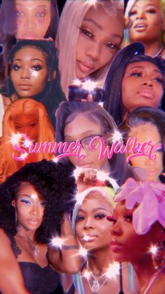 Rapper Wallpaper Iphone, Funny Phone Wallpaper, Rap Wallpaper, Black Girl Cartoon, Black Girl Art, Black Women Art, Little Girl Braid Hairstyles, Little Girl Braids, Black Aesthetic Wallpaper
