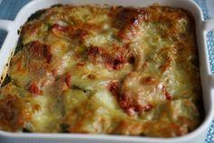 Lasagnes ricotta épinards