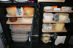 Work Your Cheese Cave Video (Cheesemaking Part 9)