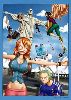 One Piece favourites by Spartandragon12 on DeviantArt