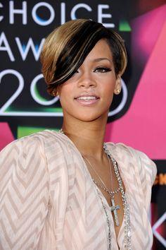 Rihanna aux Kids Choice Awards 2010