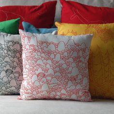 Sasha Barr pillows