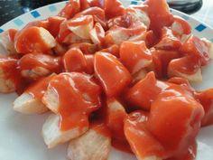 Como preparar a batata brava espanhola - 8 passos
