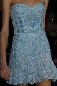 Zuhair Murad - Couture Spring, 2013