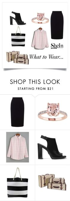 """Shein"" by jelenan-1 ❤ liked on Polyvore featuring Roland Mouret, Michael Kors and IMAX Corporation"