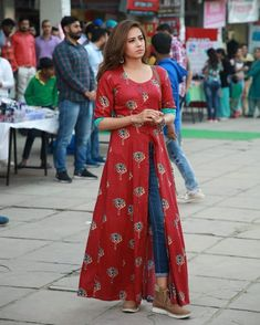 Fashion dresses - Qismat series The gorgeous Sargun Mehta's wardrobe in the movie by Malvikakapoor Pakistani Dress Design, Pakistani Dresses, Indian Dresses, Indian Outfits, Kurta Designs Women, Salwar Designs, Modele Hijab, Indian Designer Suits, Kurti Designs Party Wear