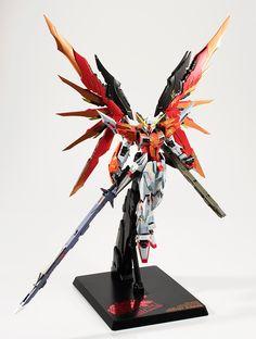Metal Build 1/100 Destiny Gundam Heine Westenfluss Custom | Gundam Century