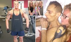 Tragedy as ex-bodybuilder, 39, loses battle with liver cancer which he blamed on 10,000 calorie per day pizza and energy drink diet