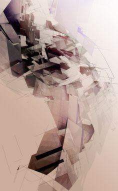 folded architecture rhino - Google Search