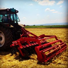 POYRAZ Series Disc Tiller @Croatia #agriculture #machine #technology #nature