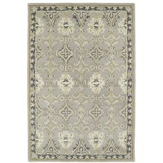 This collection is a classic and traditional collection influenced by the Duchess herself. Fine elegance for today's popular, traditional decor and the perfect fit for anyone looking for a great value to fill their decorating needs. Each rug is handmade in India.