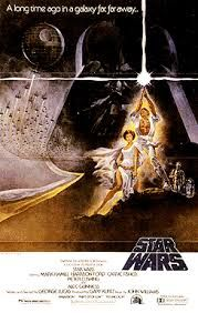 Star Wars: Episode IV - A New Hope - Framed Movie Poster/Print (Style A) (Size: 27 inches x 40 inches) Iconic Movie Posters, Original Movie Posters, Iconic Movies, Good Movies, Luke Skywalker, Star Wars Episódio Iv, Movie Poster Size, Alec Guinness, Hayden Christensen