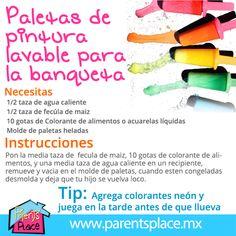 paletas de pintura lavable para el baño Home Crafts, Fun Crafts, Diy And Crafts, Infant Activities, Activities For Kids, Procedural Text, Diy For Kids, Crafts For Kids, Party Deco