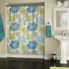 Bathroom Accessories At Kohlu0027s   Shop Our Full Line Of Bath Essentials,  Including This M.style Floribunda Fabric Shower Curtain, At Kohlu0027s.