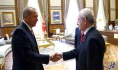 أردوغان يجتمع مع زعماء المعارضة التركية: اجتمع الرئيس التركي، رجب طيب أردوغان، مع رئيس الوزراء بن علي يلديريم وزعيم حزب الحركة القومية دولت…