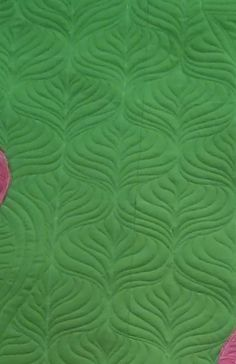 Background fill tutorial, for longarm or domestic quilting - mandalei