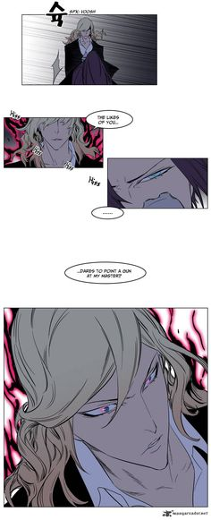 Noblesse ~ Takeo... you dug your grave xDDD