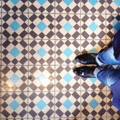 #ihaveathingwithfloors #tiles #tileaddiction #vsco #vscocam by be_mand