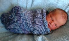 baby-cocoon FREE PATTERN