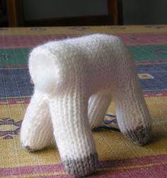 Justjen-knits&stitches: Justjen's Fester The Whole Goat